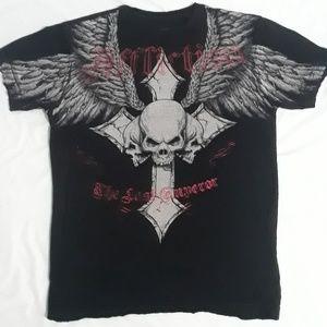 Affliction Shirts - Affliction Fedor Emelianenko MMA UFC T-Shirt